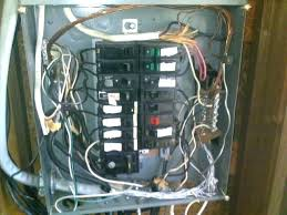 replacing breaker box replacing a breaker electrical panel  replacing breaker box cost to replace fuse box with breaker panel mobile home electrical replacement 2 replacing breaker box typical home