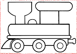 Coloriage Wagon Colorier Dessin Imprimer Dessins