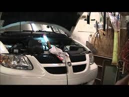 dodge caravan heater rearhose replacement