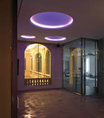 cove lighting ideas. Architectural Lighting Ideas Using Cove For Hallway On The Ceiling In Purple With Rounded Shape I