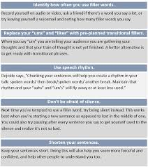 transitional sentences 5 steps to reducing filler words in your vocabulary transitional