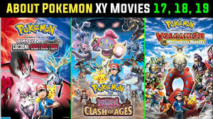 Pokemon Movie 17 in hindi | Pokemon Movie 18 in hindi | Pokemon movie 19 in  hindi