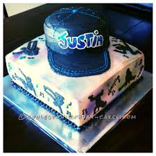 Coolest Hip Hop Birthday Cake