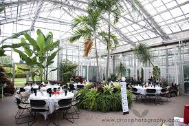 Seasonal Display Greenhouse Wedding Reception At Frederik