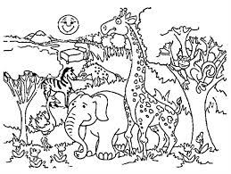 Small Picture Printable Zoo Coloring Pages Coloring Me