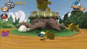 Donald Duck: Quack Attack [PS2] - (Walkthrough) - Part 5: Bernadette Bird  (1st Boss/Level 5) - YouTube