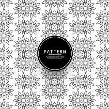現代の花柄の背景イラスト材料ダウンロード 綺麗な壁紙 素材free