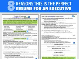 Ideal Resume For Someone With A Lot Of Experience Business Insider