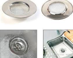 hair catcher stopper stainless steel bathtub shower drain hole filter trap metal wire sink strainer kitchen bathroom accessories strainer stopper hair