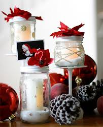 Decorate A Jar For Christmas masonjarchristmasdecorations100 All About Christmas 92