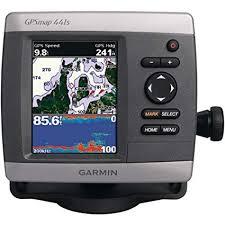 Garmin Comparison Gps Chart Amazon Com Garmin Gpsmap 441s 4 Inch Waterproof Marine Gps