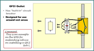 receptacle gfci wiring diagram wiring gfi outlets diagram the wiring diagram wiring gfci outlet wiring wiring diagrams for car or