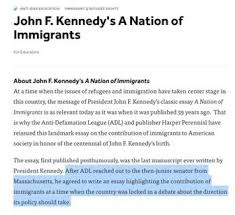 "ezra klein on either america is a nation of immigrants  ironic that the origins of the phrase come from the same ethnic group that popularized the ""melting pot"" meme while retaining their separate identity"