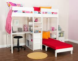 decorating alluring bed with futon underneath 6 bunk combo bedroom cute desk and couch loft