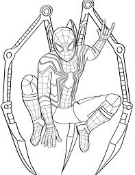 The metamorphosis of the simple teenager peter parker to the crime fighting superhero spiderman leaves young free printable venom coloring pages for kids. Spiderman Pictures Coloring Pages Fresh Spiderman Venom Coloring Pages Sample Beautiful Spiderman Pictures Coloring Pages For Boys Coloring Pages Free Printable Coloring Pages For Kids