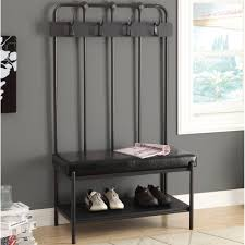 Coat Rack And Shoe Storage Mudroom Modern Entryway Bench Hallway Coat Bench Bench And Coat 60