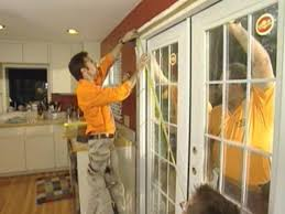 French Door Opening How To Remove And Replace Exterior French Doors How Tos Diy