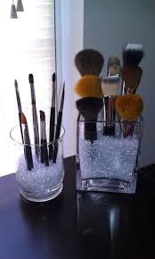 Ready to get my make up brushes organized!