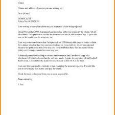 Sample Letter Insurance Company Claim Archives Innovamindssoft Com
