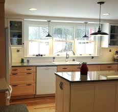 above kitchen sink lighting. Pendant Lighting Above Kitchen Sink S Single Over . L
