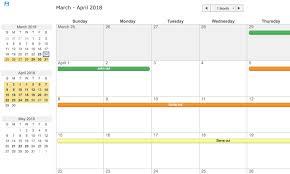 team vacation planner smartsheet