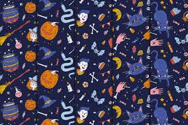 Halloween Patterns Unique Design Ideas