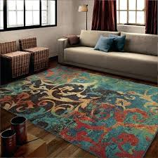 66 Area Rug Excellent Square Rugs The Home Depot In Modern