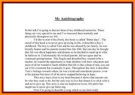 autobiography examples for students famous screenshoot behavior  47 autobiography examples for students revolutionary autobiography examples for students newfangled vision sample high school how
