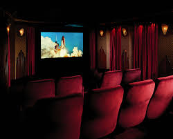 Custom Home Movie Theater Design Photos Gallery Cinema Ideas - Home theatre interiors