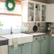 Two tone cabinets Grey View In Gallery Trendir 35 Twotone Kitchen Cabinets To Reinspire Your Favorite Spot In The