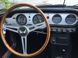 Left-Hand Drive 1967 Honda S600 Roadster Up For Grabs In Florida