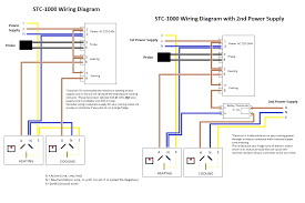 stc temperature controller wiring diagram wiring diagram how to hard wire the stc 1000 home brew forums