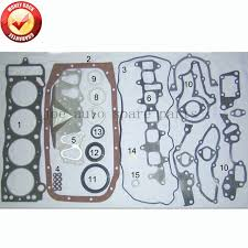 22R 22RE 22REC Engine Full gasket set kit for Toyota Land cruiser ...