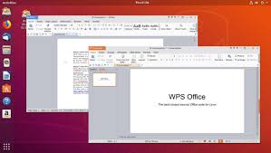 Wps Office Linux Update Adds Pdf Support Drops 32 Bit