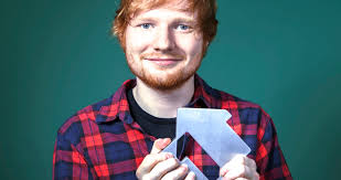 Out Loud Charts Ed Sheerans Thinking Out Loud Passes One Million Sales