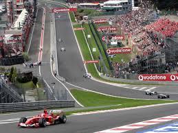 Mars og blir avsluttet 12. Spa Francorchamps Die Ardennen Achterbahn Der Formel 1 Formel 1