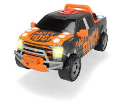 <b>Машина Dickie Ford</b> F150 Party Rock , со светом и звуком, 29 см ...