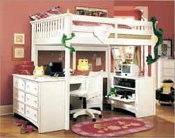 bed with office underneath. Bunk Bed Office Desk Combo Stunning Queen Size With Underneath Plus Student Loft Under