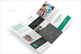 Education Brochure Templates 30 Educational Brochure Templates Free Psd Word Designs