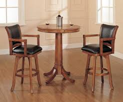 image of round bistro table sets