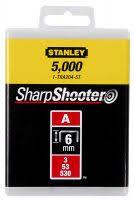 <b>Скобы</b> и шпильки для степлеров <b>STANLEY</b> (Стэнли)