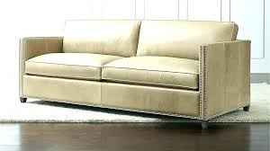 leather couch colors yellow sofa with mushroom er wi
