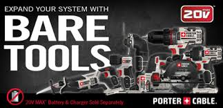 porter cable power tools. expand your system with bare tools porter cable power