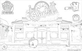 Free Printable Shopkins Coloring Pages Printable Coloring Pages Tags