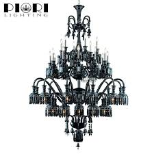 baccarat chandeliers