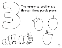 Caterpillar Coloring Page Hungry Caterpillar Coloring Pages Elegant