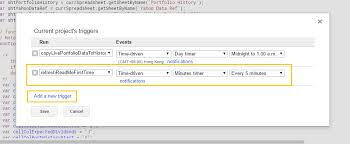 Solution To Yahoo Finance Data Not Refreshing In Google Spreadsheet