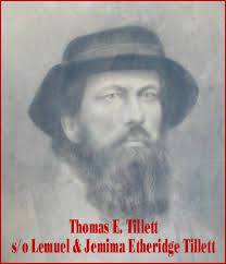 Photo of Thomas E. Tillett of Currituck Co., NC