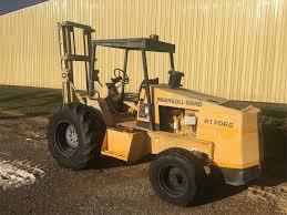 Ingersol Rand Forklift Ingersoll Rand Rt706g Forklift Allegan Michigan Machinery Pete