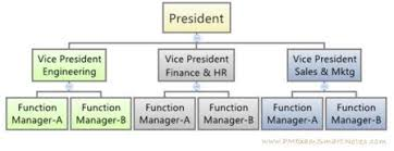how to plan for managing human resources on your project functional organization